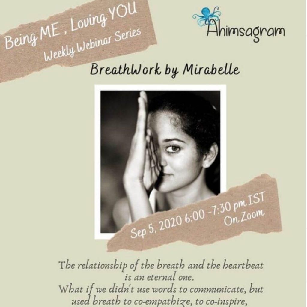 Breathwork by Mirabelle