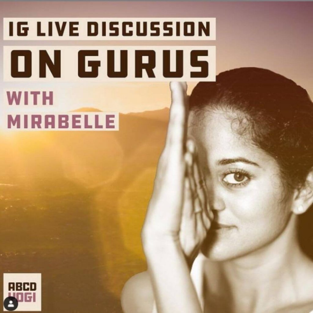 IG Live Session With Gurus